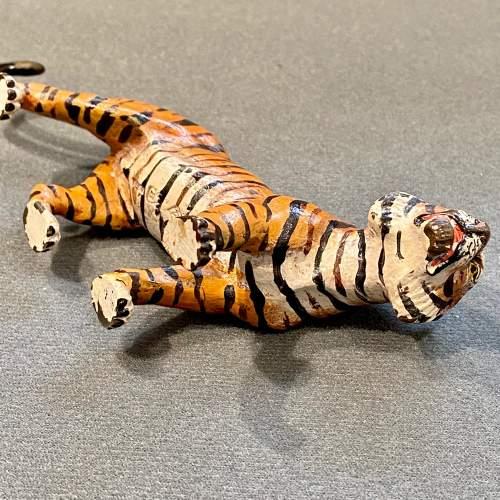 Franz Bergman Cold Painted Bronze Tiger image-5