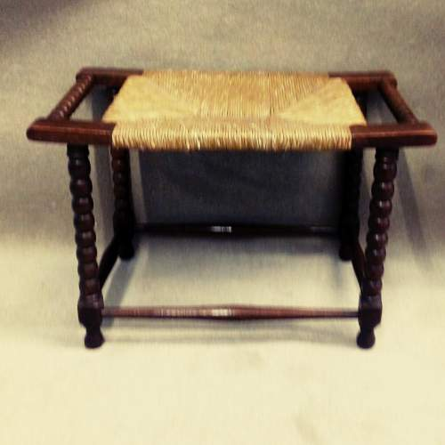 French Piano Stool image-1