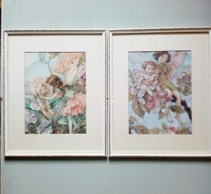 Prints of Fairies by Cicely Mary Barker