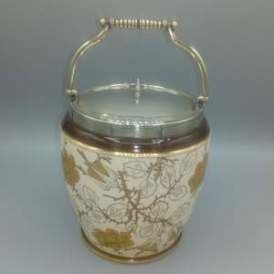 Taylor Tunnicliffe Biscuit Barrel