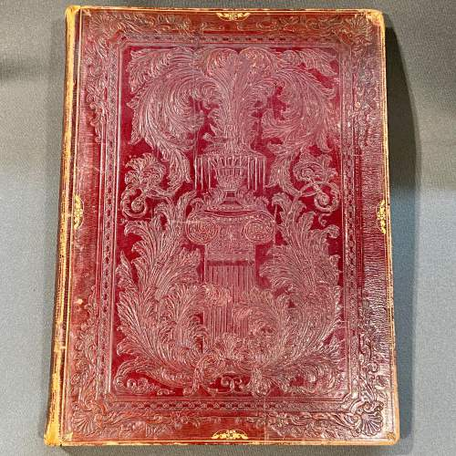 19th Century Victorian Scrap Book image-1