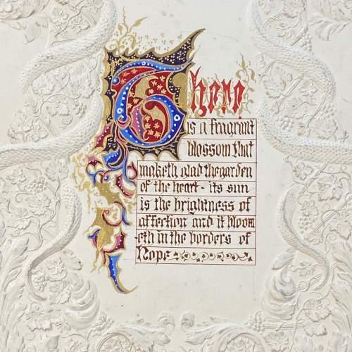 19th Century Victorian Scrap Book image-2