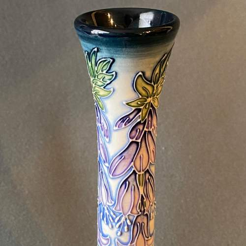 Moorcroft Rachel Bishop Sea Drift Vase image-3