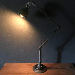 3 Arm Vintage Mek Elek Lamp