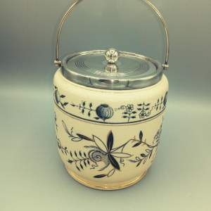 Biscuit Barrel by Taylor Tunnicliffe