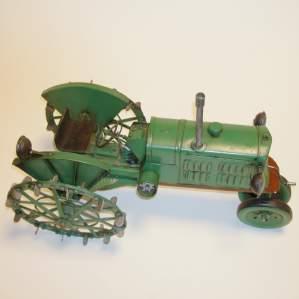 Model Oliver Tractor