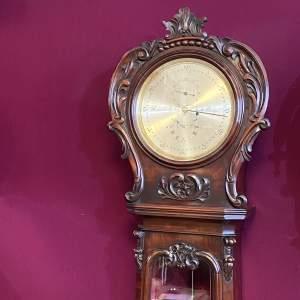 Early 19th Century Precision Regulator by Richard Millar