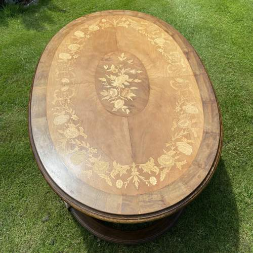 Large Oval Coffee Table image-6