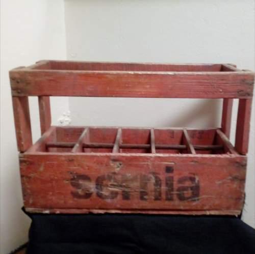 Vintage Belgian Beer Crate image-2