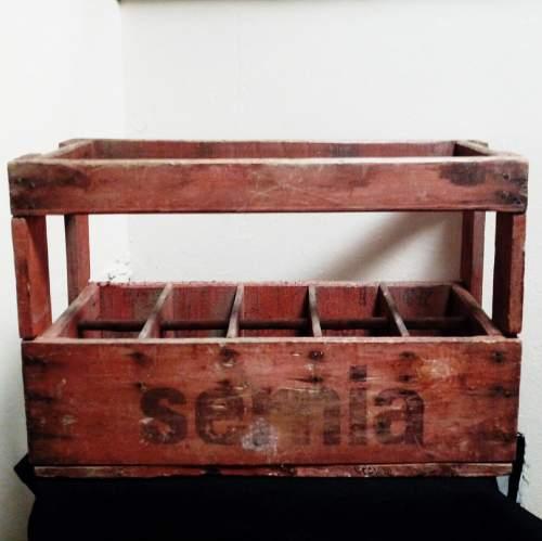 Vintage Belgian Beer Crate image-1