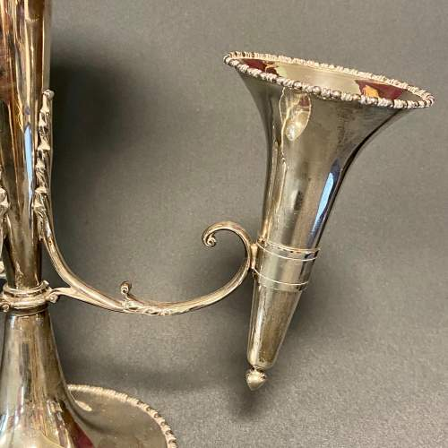 Early 20th Century Silver Epergne Table Centrepiece image-3