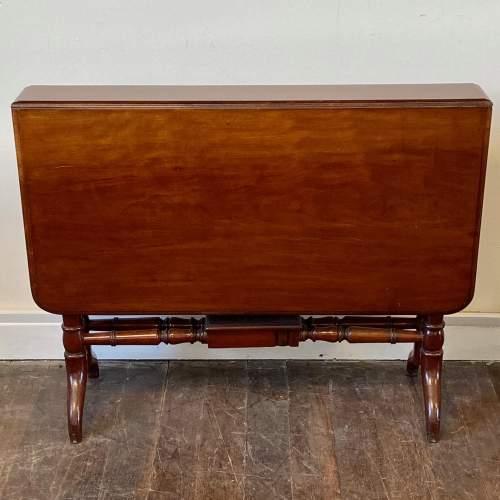 Victorian Mahogany Sutherland Table image-4