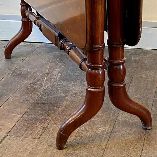 Victorian Mahogany Sutherland Table image-6