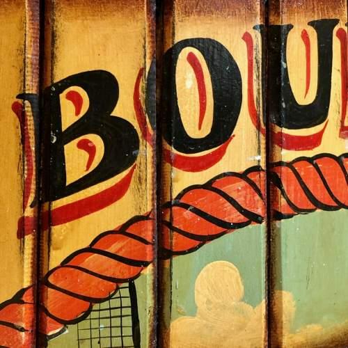 Bounty Mills Hand Painted Storage Barrel image-3