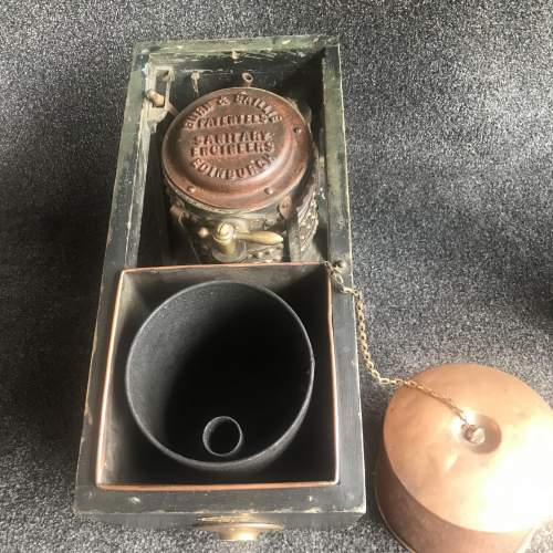 A Victorian Bellow Operated Sewer Testing Machine image-2
