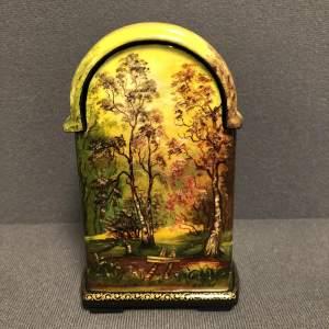 Russian Palekh Miniature Box