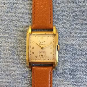Swiss 17 Jewelled Wristwatch By Felca Circa 1950