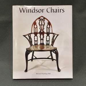 Windsor Chairs Book by Michael Harding Hill