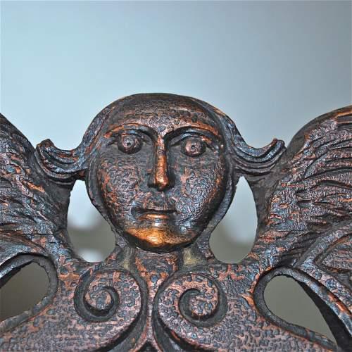 Victorian Glastonbury Chair image-4