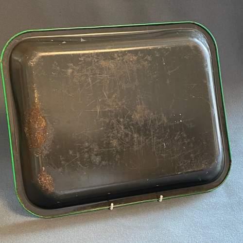 Vintage Nortena Rectangular Tin Beer Tray image-6