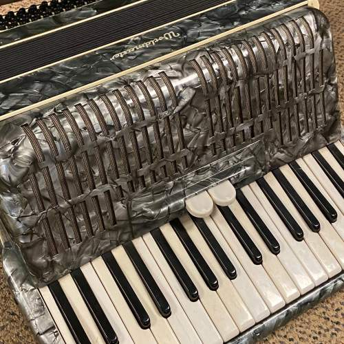 World Master Accordian and Case image-6