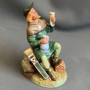 Royal Doulton Figure of Robin Hood