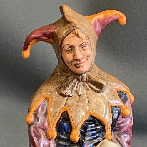 Royal Doulton Figure of The Jester image-2