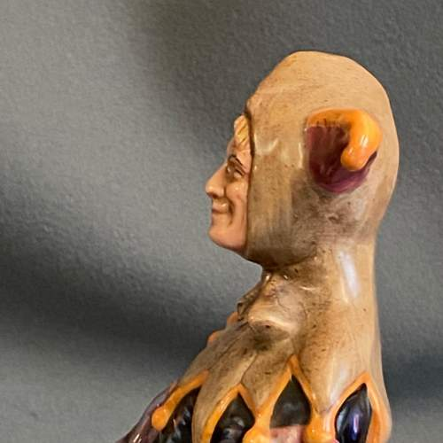 Royal Doulton Figure of The Jester image-3