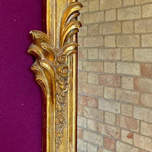 Very Large Rococo Style Mirror image-3