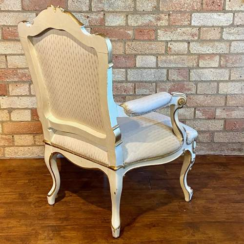 Pair of French Fauteuils Arm Chairs image-4