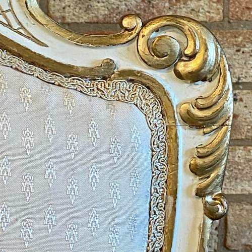 Pair of French Fauteuils Arm Chairs image-6