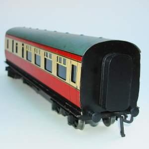 Bassett Lowke British Rail 3rd Class Brake Carriage and Box