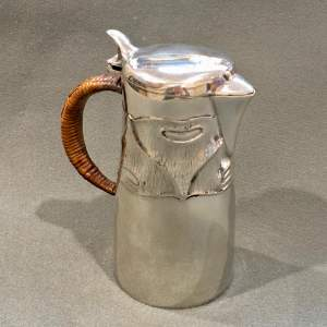 Archibald Knox Liberty and Co Tudric Pewter Small Water Jug