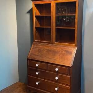 Mid 20th Century Bureau Bookcase