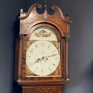 18th Century Longcase Clock