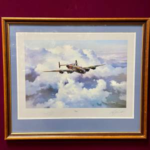 Robert Taylor Signed Limited Edition Print Halifax