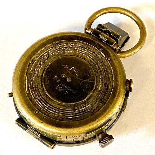 Early 20th Century Verners Pattern Officers Compass image-2