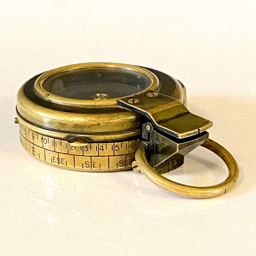 Early 20th Century Verners Pattern Officers Compass image-3