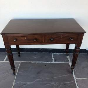 Early 19th Century Writing Table