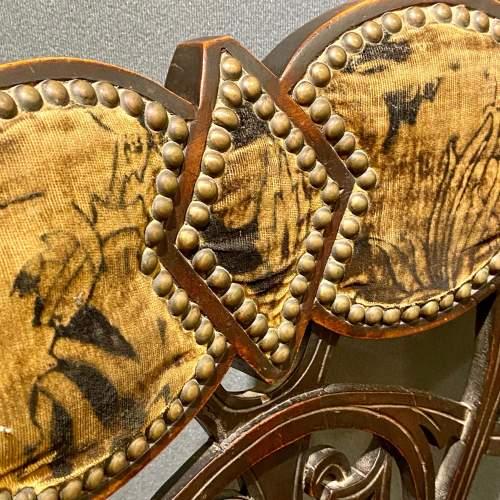 19th Century Queen Victoria Diamond Jubilee Commemorative Chair image-5
