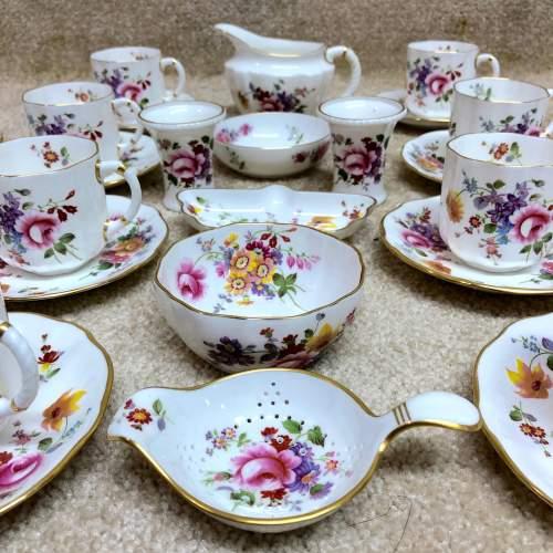 Royal Crown Derby Tea Set image-3