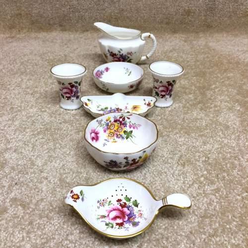 Royal Crown Derby Tea Set image-4