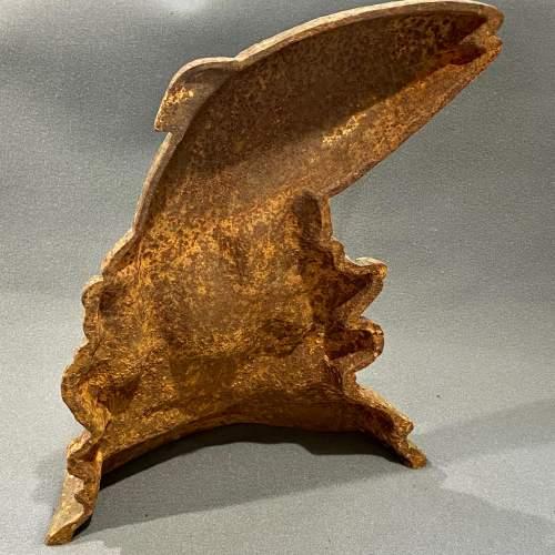 Victorian Cast Iron Fish Doorstop image-4