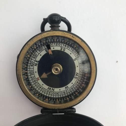 Half Hunter Compass and Case Circa 1914 -18 image-5