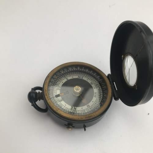 Half Hunter Compass and Case Circa 1914 -18 image-6
