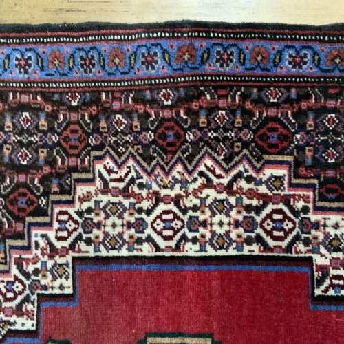 Superb Quality Hand Knotted Persian Rug Sennah Stunning Colours image-6