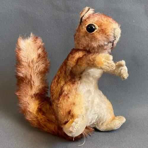 Vintage Steiff Squirrel Toy image-2