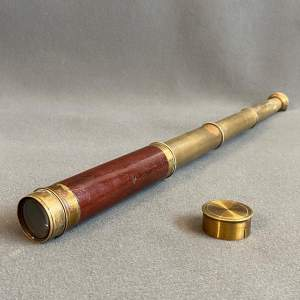 Mid 19th Century Telescope