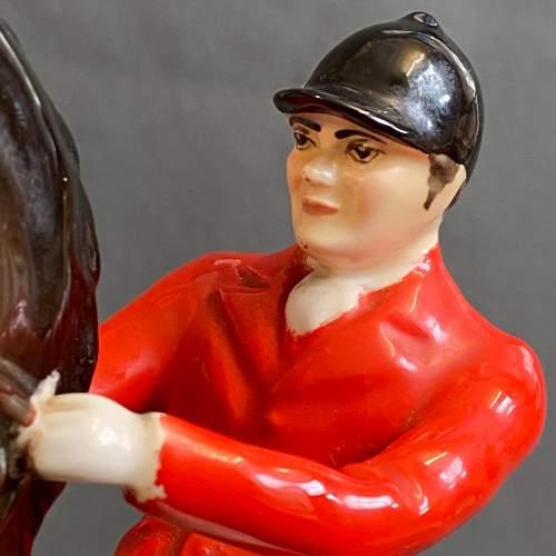 Beswick Rearing Huntsman Figure image-5