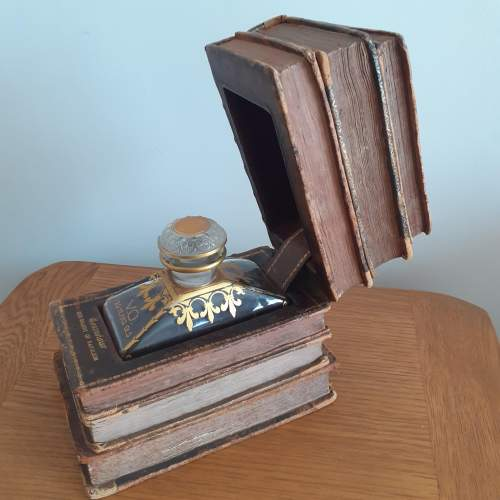 Antique Hidden Book Decanter image-3